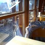 Heidiland im Fenster